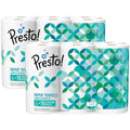 Presto! Flex-a-Size Paper Towels (12 Rolls) White #color_White