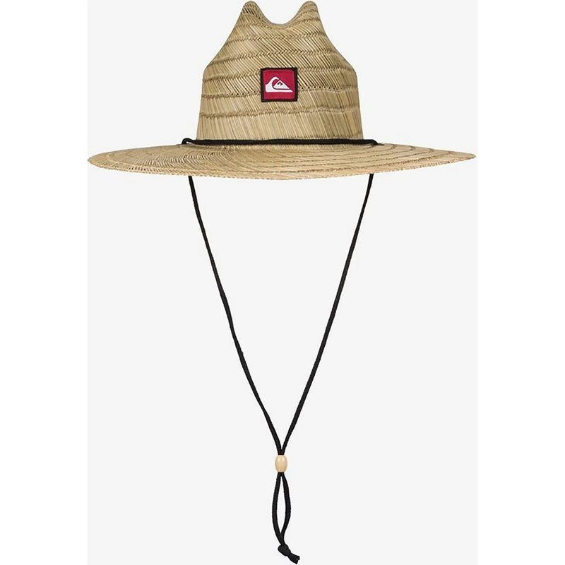 Quiksilver Pierside Straw Hat Natural