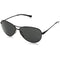 Smith Optics Langley Sunglasses Black / Blackout #color_Black / Blackout