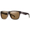 Smith Optics Lowdown Sunglasses Matte Tortoise / Chromapop Polarized Brown