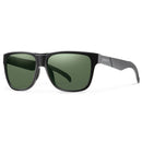 Smith Optics Lowdown Sunglasses Matte Black / ChromaPop Polarized Gray Green