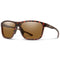 Smith Optics Pinpoint Sunglasses Matte Tortoise / ChromaPop Polarized Brown #color_Matte Tortoise / ChromaPop Polarized Brown