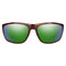 Smith Optics Redding Sunglasses Tortoise / ChromaPop Glass Polarized Green Mirror #color_Tortoise / ChromaPop Glass Polarized Green Mirror