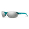 Smith Optics Parallel Sports Sunglasses Aqua Marine / Platinum Carbonic #color_Aqua Marine / Platinum Carbonic