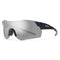 Smith Optics Pivlock Arena Max Sports Sunglasses Matte Black / ChromaPop Platinum #color_Matte Black / ChromaPop Platinum
