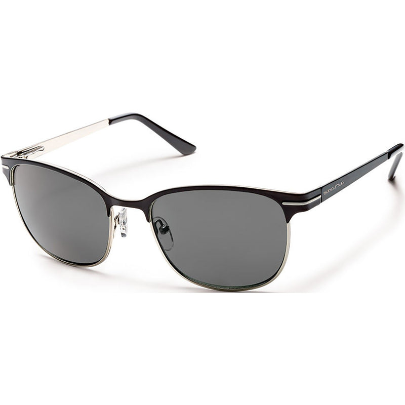 Suncloud Optics Causeway Sunglasses Black / Polar Gray