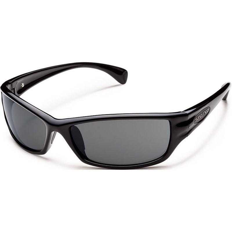 Suncloud Optics Hook Sunglasses Black / Polar Gray