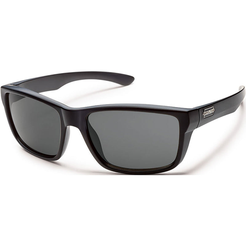 Suncloud Optics Mayor Sunglasses Matte Black / Polar Gray