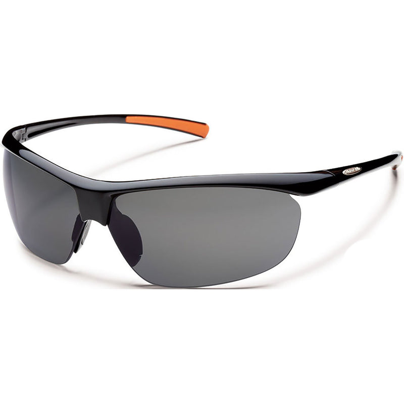 Suncloud Optics Zephyr Sunglasses Black / Polar Gray