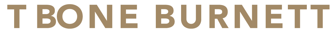 T Bone Burnett Store mobile logo