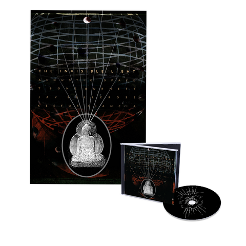 Invisible Light: Acoustic Space CD + Art Print + Digital