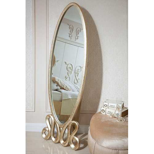 "71"" Transitional Gold Mirror"