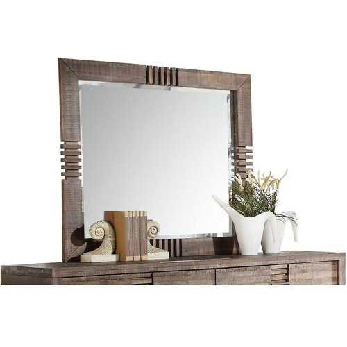 Mirror, Reclaimed Oak
