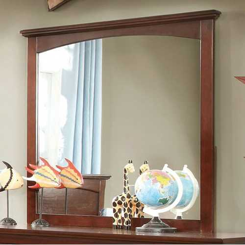 Transitional Mirror, Cherry