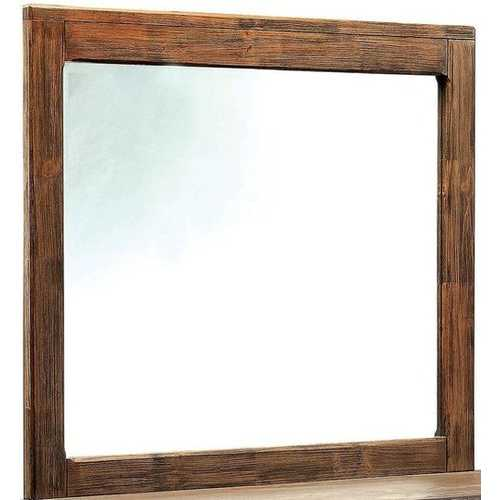 Rustic Natural Tone Mirror