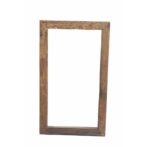 Sleeper Wood Accent Wall Mirror