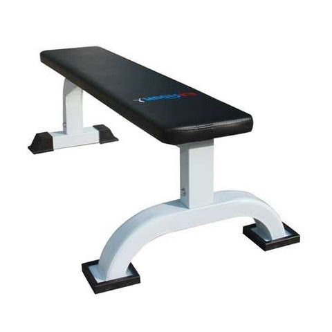 Exercise Weight Lifting Training Fitness Utility Flat Bench