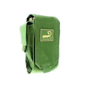Ammo & Battery Pouch, OD Green,  - Agilite