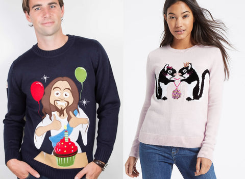 The Best Christmas Jumpers 2017