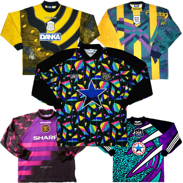 Best Of The Worst Goalkeeper Shirts From The 90's