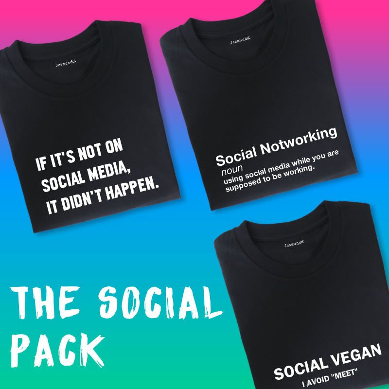 The Social Media Pack: Brand New At Jesmundo