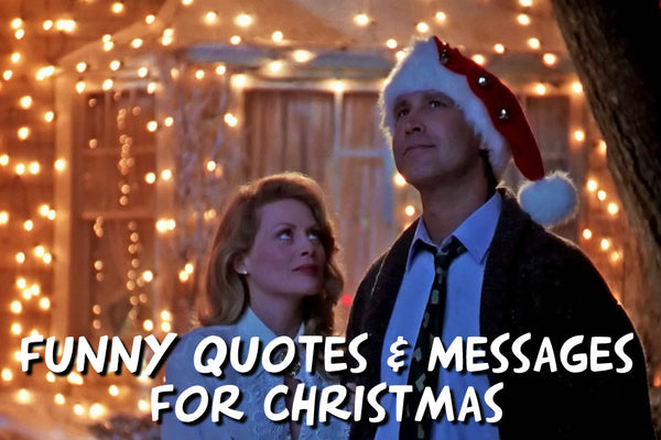 Funny Christmas Quotes And Messages
