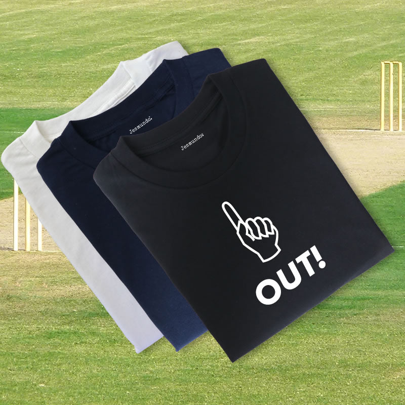 Brand new hilarious cricket t shirts for cricket fans