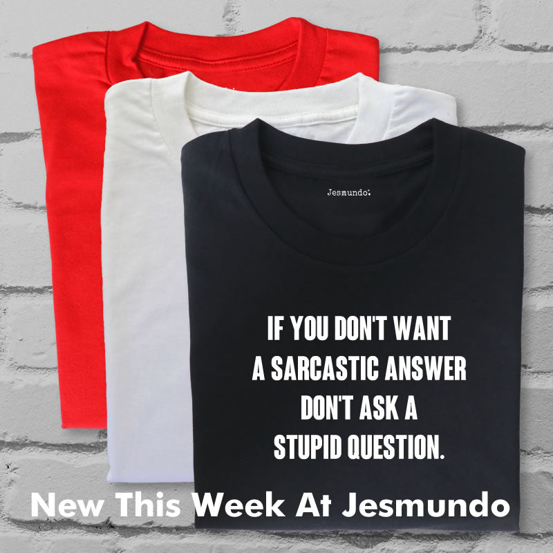 SS19 Drop 1 - Brand New Women's T Shirts At Jesmundo