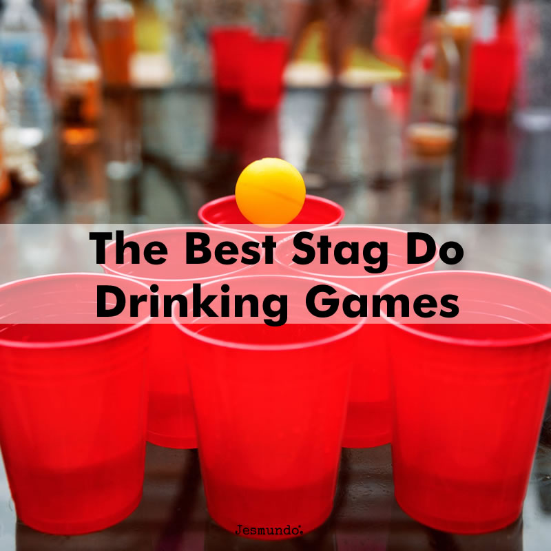 The Best Stag Do Drinking Games For A Great Night With The Lads