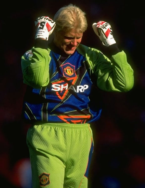 Man United 95 Home Goalkeeper Jersey