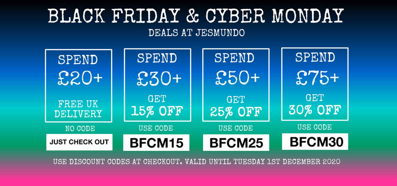 Black Friday Deals Are Here At Jesmundo
