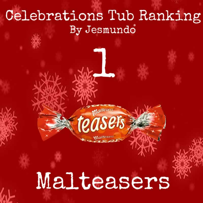 Malteasers Teaser Ranked The Best Celebrations Chocolate