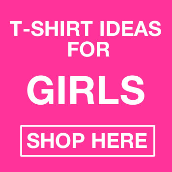 Fun T-shirt Ideas For Girls