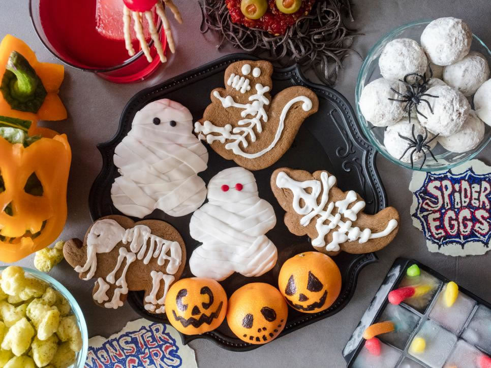 Food Ideas For Halloween