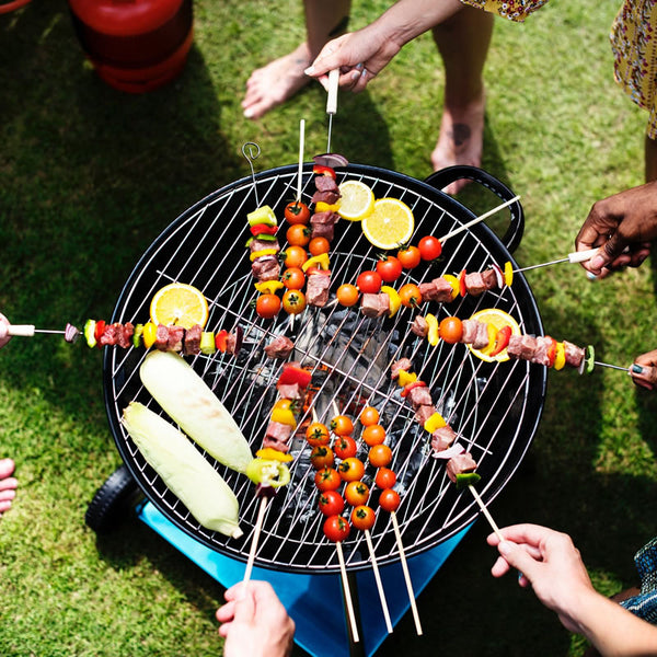 Hen Party At Home Ideas - Summer BBQ