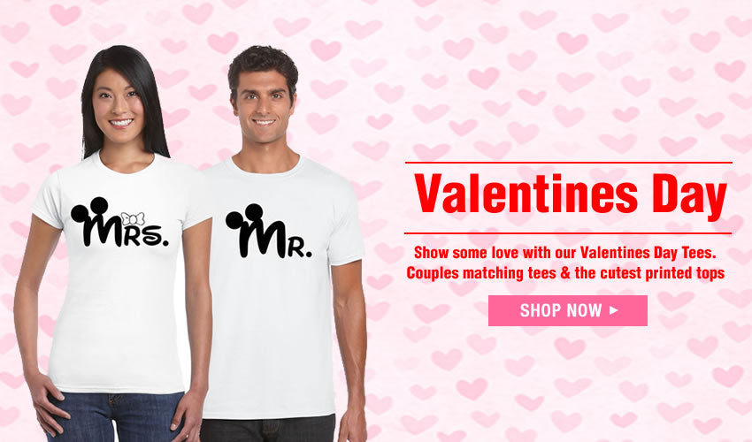 Cute Valentines Day T Shirts