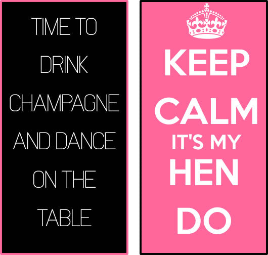 Hen Party Quotes And Ideas