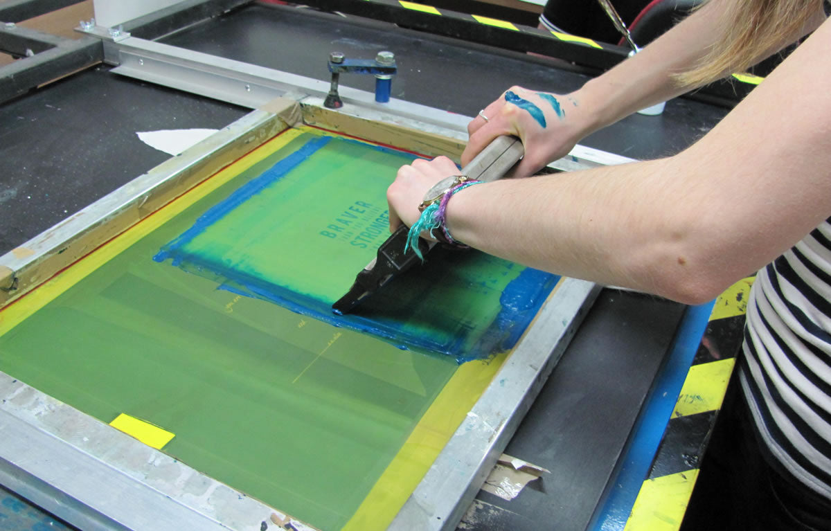 How To Screen Print T Shirts