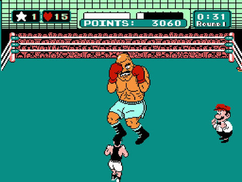 Punchout for the NES
