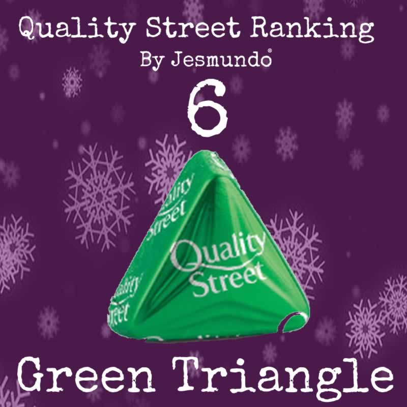 Green Triangle Ranks 6th Place