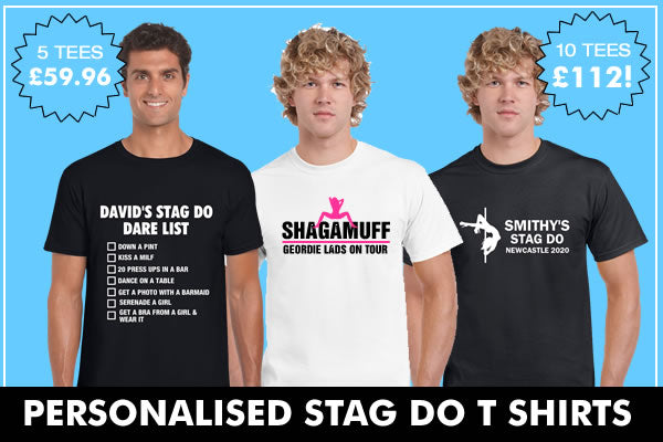 Cheap Stag Do T Shirts