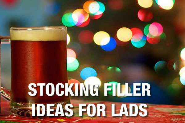 Stocking Fillers And Secret Santa For Guys