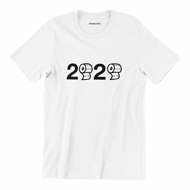 2020 Year Of Toilet Paper T-Shirt