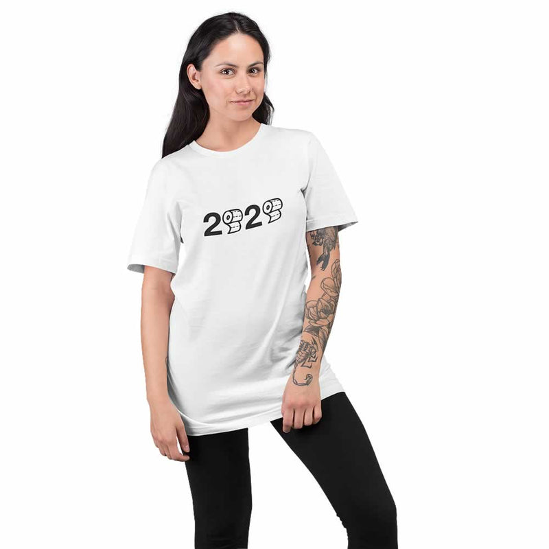 Women's 2020 Year Of Toilet Paper T-Shirt