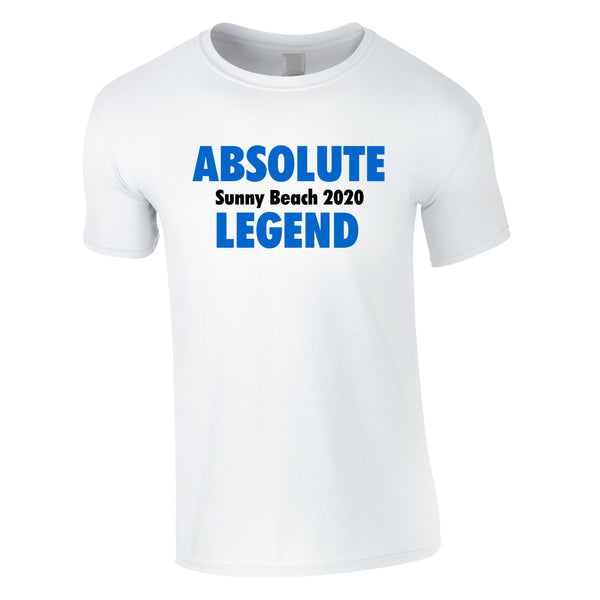 Absolute Legend Stag Do T Shirts
