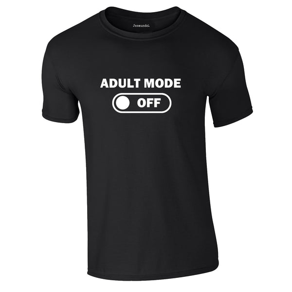 Adult Mode Men's T-Shirt