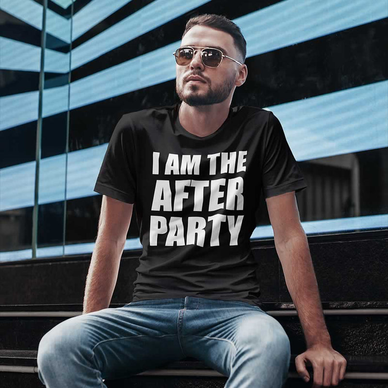 I Am The After Party Tee