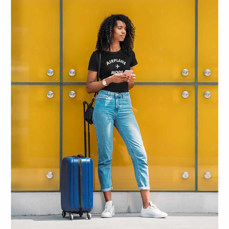 Airplane Mode Women's T-Shirt