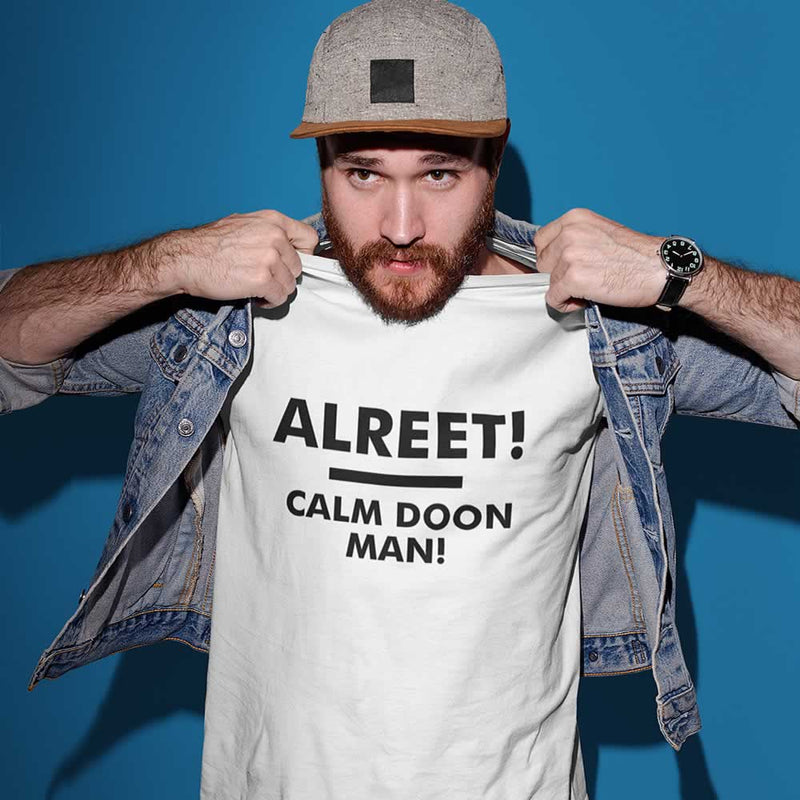 Alreet Calm Doon Man T-Shirt