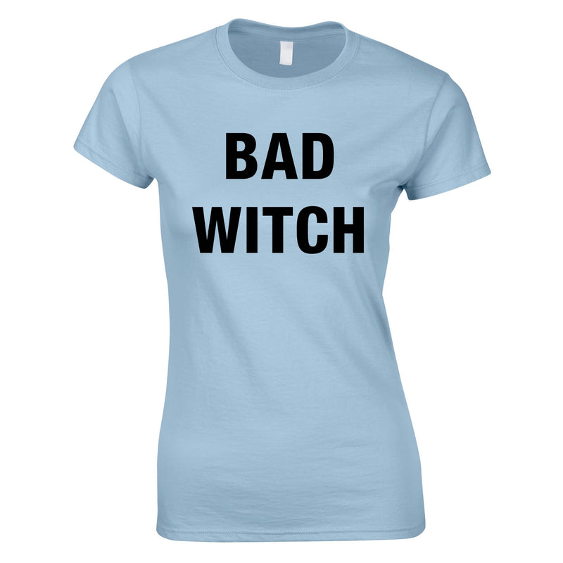 Bad Witch Top In Sky